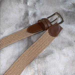 Men's Tan Belt